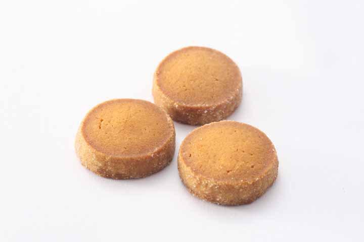 季節のクッキー各種:140円