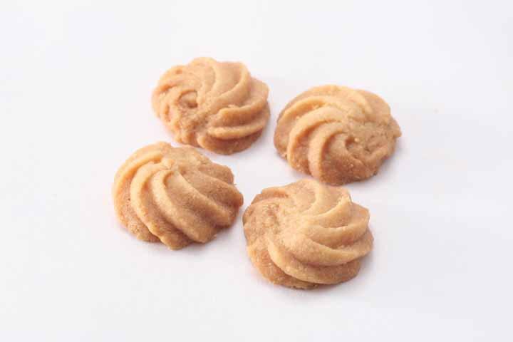 しぼりクッキー:1袋140円