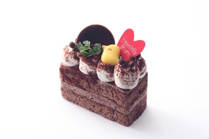 ちょこケーキ:378円